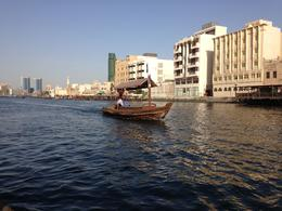 Ride along Dubai Creek , jolon - July 2014