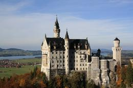 Photo of Munich Royal Castles of Neuschwanstein and Linderhof Day Tour from Munich From Marienbrucke bridge