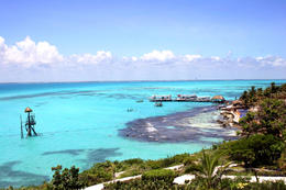 Photo of   Isla Mujeres, Caribbean view