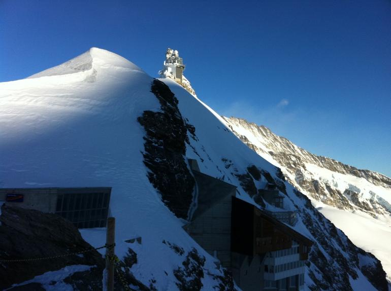 Jungfraujoch - Top of Europe (from Zurich) - Zurich