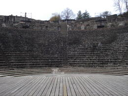 Photo of   Lyon Amphitheatre