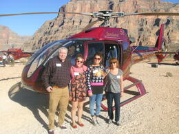 Photo of Las Vegas Grand Canyon All American Helicopter Tour PICT0504