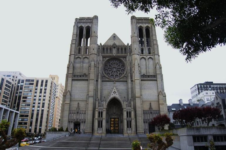 pretty church - San Francisco