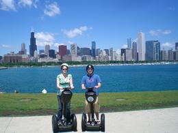 Photo of Chicago Chicago Segway Tour The skyline