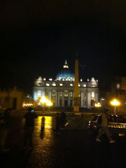 The Vatican by Night , Lucille D - May 2013