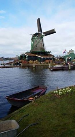 Beautiful Zaanse Schans! , mylifecompleted - April 2016
