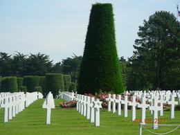 Photo of Bayeux Normandy Beaches Half-Day Trip from Bayeux American Cemetery, Omaha Beach, Normandy, France