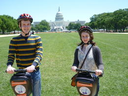 Photo of Washington DC Washington DC Segway Tour Capitol Building
