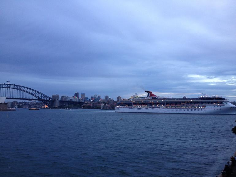 Carmen - Sydney Opera on the Harbour - Sydney
