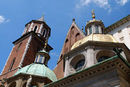 Photo of   Cathedral at Wawel hill in Krakow, Poland