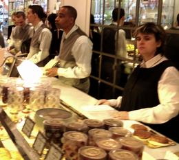One of the stops on the chocolate tour. The staff was attentive and knew our guide. , toulouse2k - November 2011