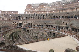 Photo of Rome Skip the Line: Ancient Rome and Colosseum Half-Day Walking Tour Colosseum Arena
