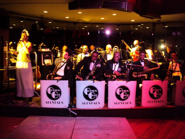 cotton club 1 - New York City