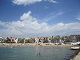 Photo of Barcelona Sitges and Freixenet's Cava Wine Cellars Day Trip from Barcelona Italy (Florence and Rome) and Spain 2012 546