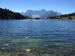 We stopped for an amazing lunch at Lake Misurina!!! , Christos P - November 2015