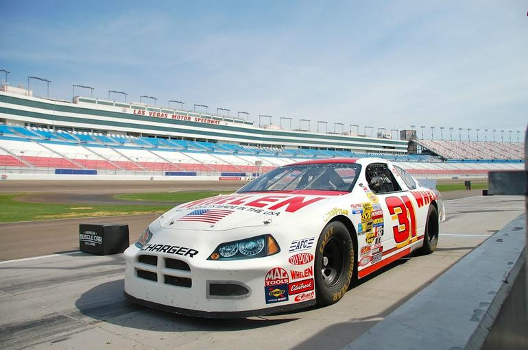 Las Vegas Richard Petty Ride Along Experience - Las Vegas
