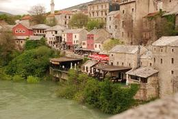Breath taking view of Mostar Town , Sophia A - May 2012