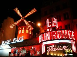 Moulin Rouge At Night, Alan S - January 2010