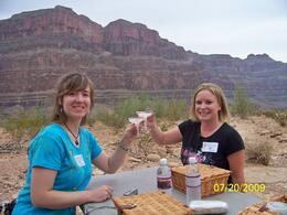 Photo of Las Vegas Grand Canyon All American Helicopter Tour Pampered picnic lunch