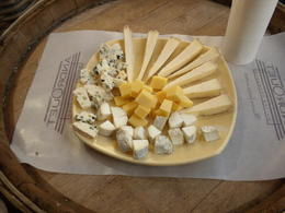 Yves made us a beautiful platter to enjoy...what a fun morning! , Susan K - January 2012