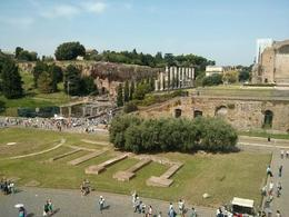 At the Roman Forum! , herrera208198 - July 2014