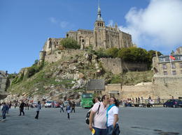 Photo of Paris Mont Saint Michel Day Trip San Michel Abbey