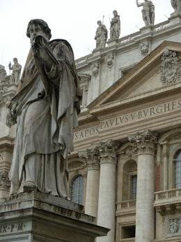 Photo of Rome Rome Angels and Demons Half-Day Tour St. Peters' Square The Vatican Rome