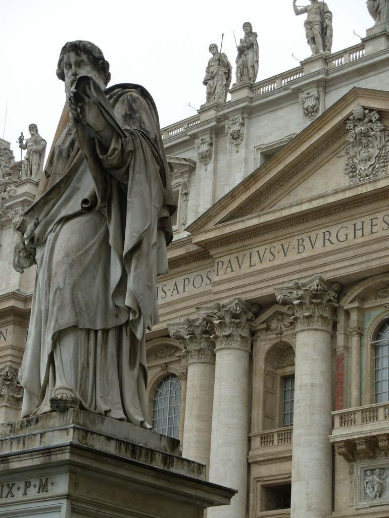 St. Peters' Square The Vatican Rome - Rome