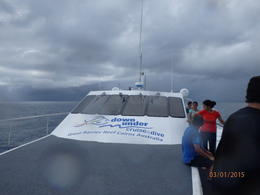 Photo of Cairns & the Tropical North Great Barrier Reef Diving and Snorkeling Cruise from Cairns The boat