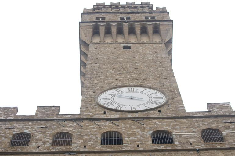 The  Tower of Palazzio Vecchio - Florence
