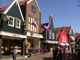 Volendam fishing village , Kylie W - May 2014