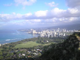 Photo of Oahu Diamond Head Crater Small Group Adventure Amazing view!
