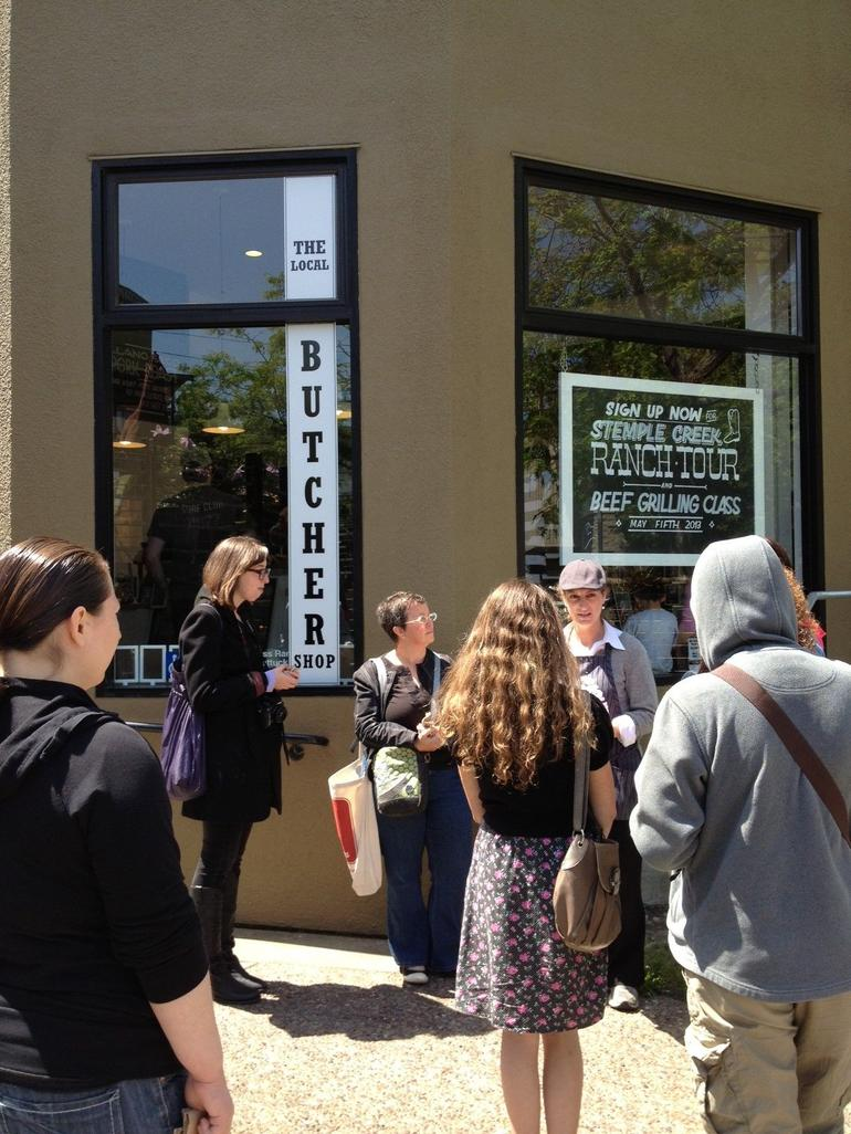 Best of Berkeley Gourmet Food Tour - San Francisco