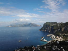 Photo of Rome 3-Day Italy Trip: Naples, Pompeii, Sorrento and Capri Capri