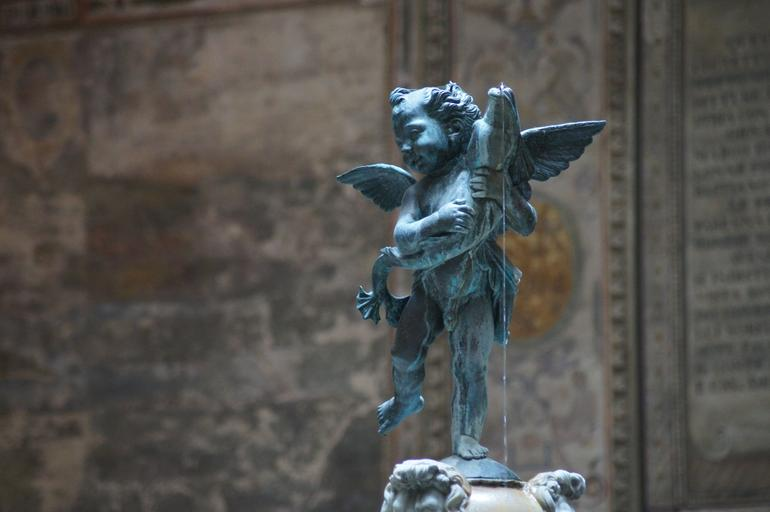 Cherub in Florence - Florence