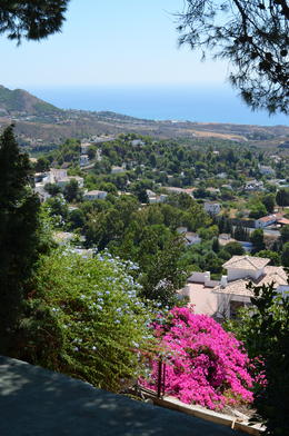 Mijas, Graham Walker - September 2011