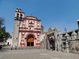 The cathedral in Cuernavaca. , Kevin F - May 2013