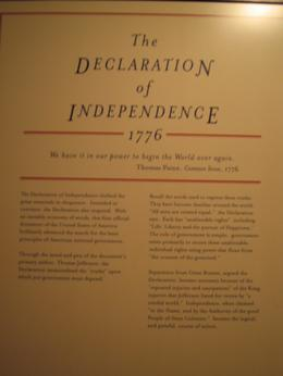 Photo of New York City Philadelphia and Amish Country Day Trip from New York Declaration of Independence