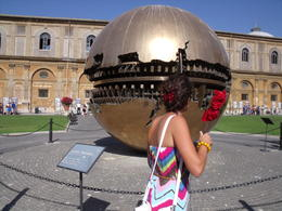 Photo of Rome Skip the Line: Vatican Museums Walking Tour including Sistine Chapel, Raphael's Rooms and St Peter's DSCF2833