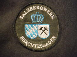 Heres the badge on your trip uniform. Glück Auf !! , Paul M - December 2014