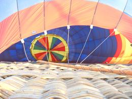 Photo of Phoenix Phoenix Hot Air Balloon Ride Fill 'er up!
