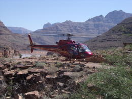 Photo of Las Vegas Ultimate Grand Canyon 4-in-1 Helicopter Tour Helipopter