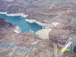 Photo of Las Vegas Grand Canyon All American Helicopter Tour Hoover Dam from the air