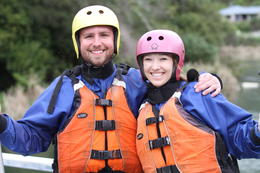 Photo of   Kaituna River White Water Rafting from Rotorua