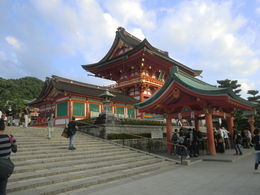 One of the larger temples in northwestern Kyoto and which houses about 50 sub temples. , noelmcgarry - November 2015