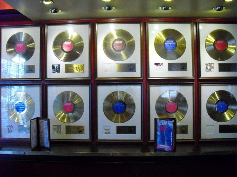 Rolling Stone Albums, London - London