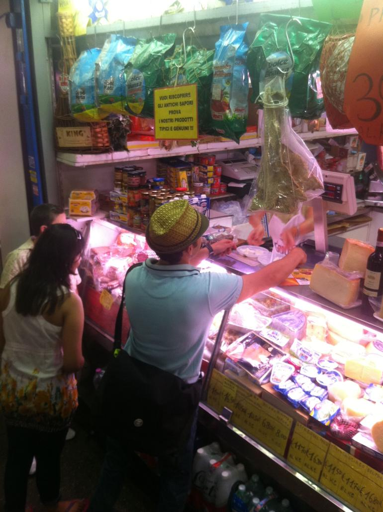 Rome Food Walking Tour - Rome