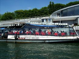 Photo of Paris Paris City Tour, Seine River Cruise and Eiffel Tower Seine River Cruise