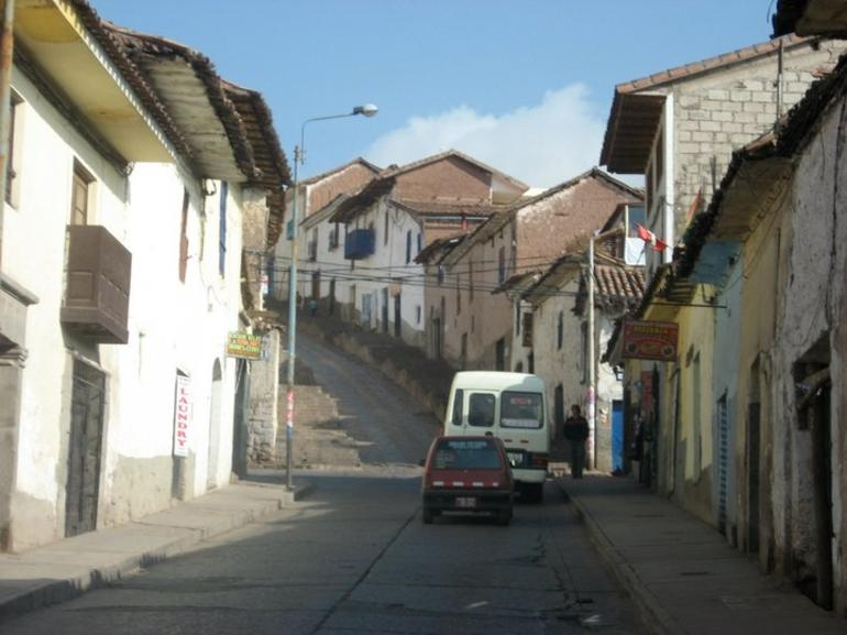 Street View of Cusco - Cusco