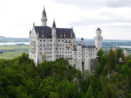 Neuschwanstein Castle , Gordon W - June 2015